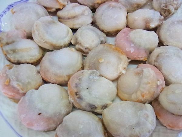 ボイル帆立貝Sサイズ 1袋=31~35粒のサムネイル