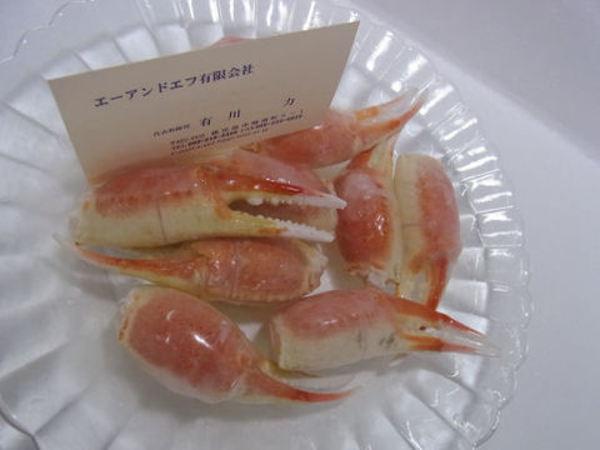 【売切れ】ズワイ爪36/40粒(1粒約26g)